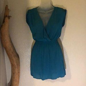 Kimchi Blue silk dress size xs